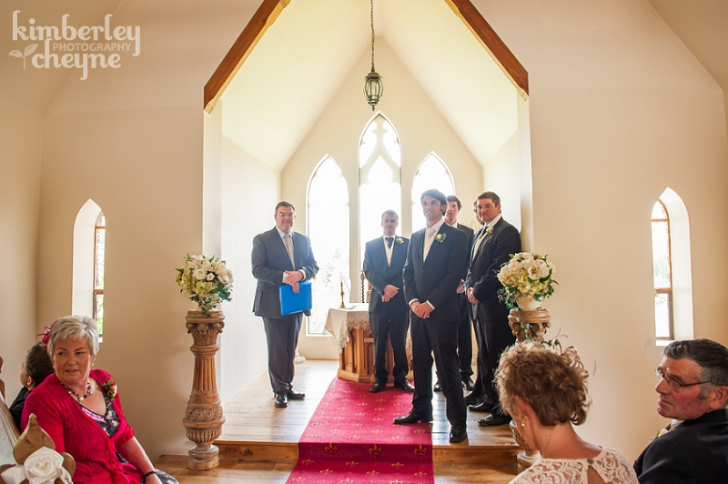 Stoneridge Chapel, Queenstown Wedding