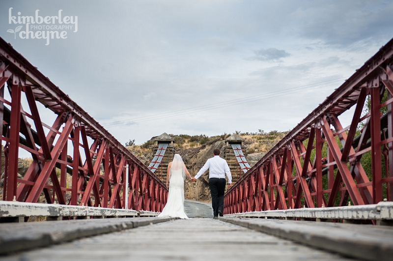 Ophir Bridge Wedding Photos