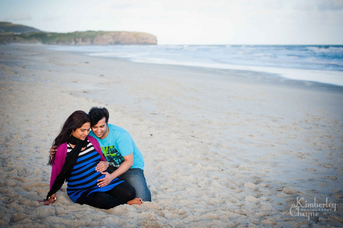 Maternity photographs, Dunedin