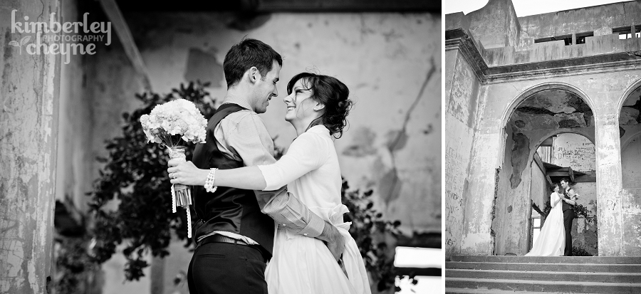 First dance in a castle