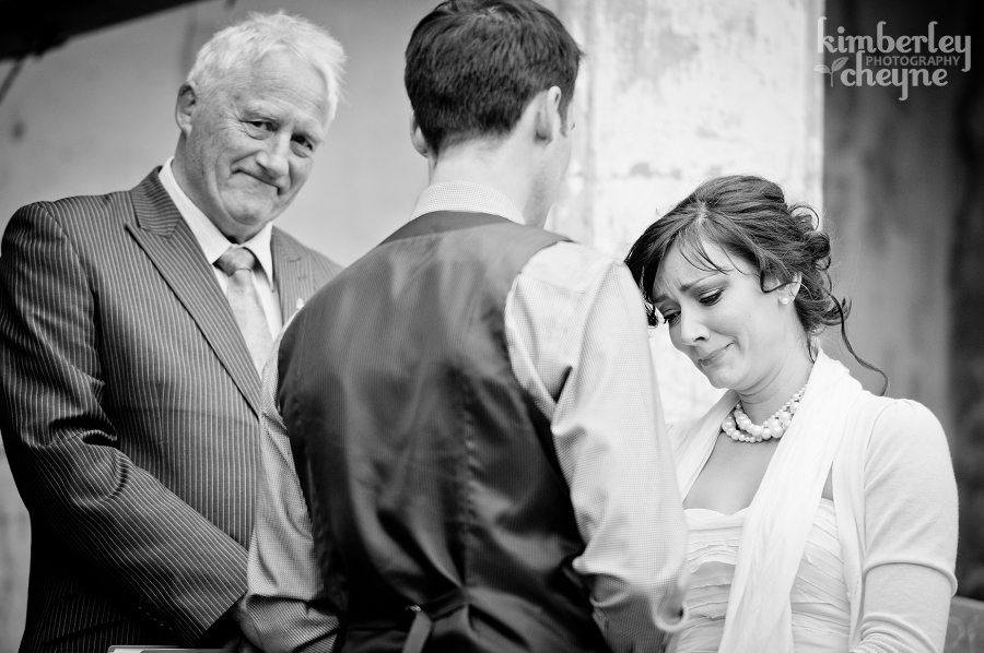 Cargill's Castle, Dunedin wedding