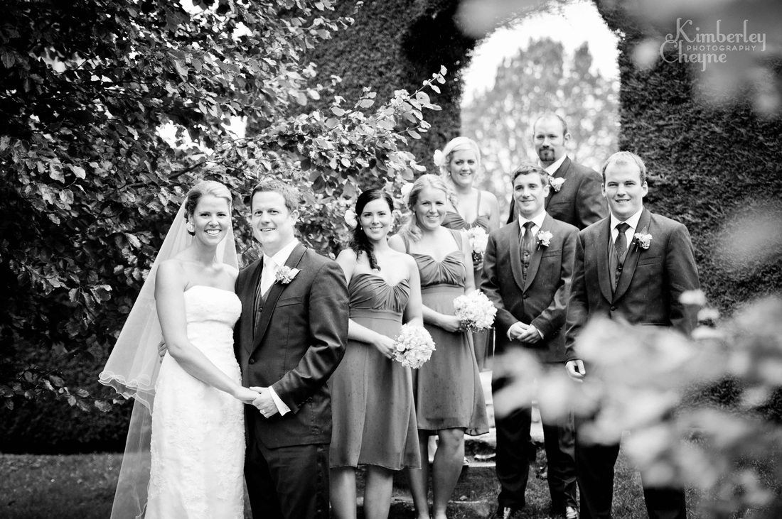 Bridal Party Photos