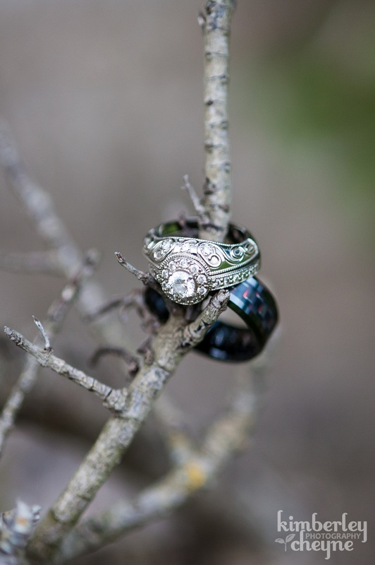 Wedding Rings, Dunedin photographer