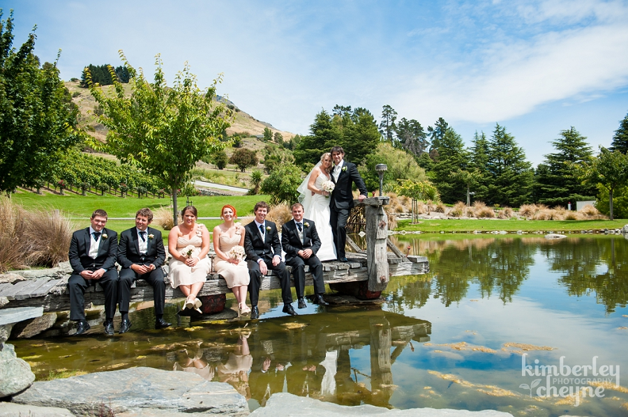 Stoneridge Estate, Queenstown Wedding Photographer