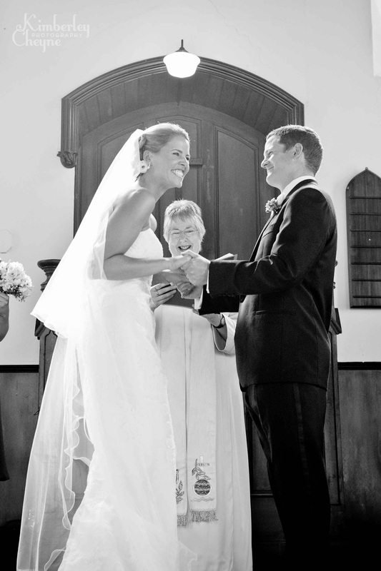 North Taieri Church Wedding