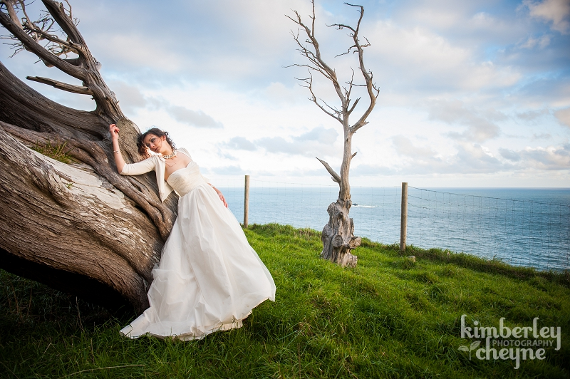 Dunedin Wedding Photographer, Kimberley Cheyne